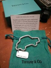 Co. Car Keychain Authentic Tiffany &