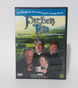 "Father Ted ""The Complete TV Series 2 DVD"", 2002, 2-Disc Set ""A Real Charmer"" BBC"