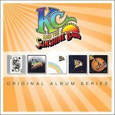 Original Album Series 5 Disc Set KC The Sunshine Band 2014 CD