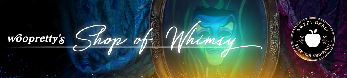 WooPretty's Shop of Whimsy
