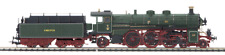 Gauge H0 - Mth Steam Locomotive S3/6 Kbaystsb with Sound for Alternating Current
