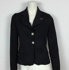 Rose Selavy giacca jacket blazer usato donna w28 tg 42 elegante cerimonie T4328