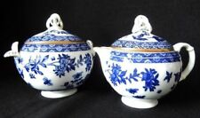 Blue Unmarked Date-Lined Ceramics (c.1840-c.1900)