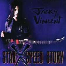 Vincent,jacky - Star X Speed Story NEW CD