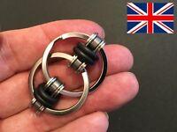 Fidget Fiddle Bike Chain Spinner - High Quality - Quiet - UK Manufacturer
