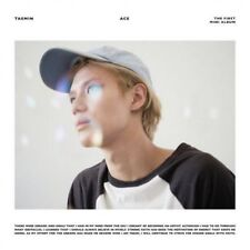 SHINEE TAEMIN [ACE] 1st Mini Album Random Ver CD+80p Photobook+Card K-POP SEALED