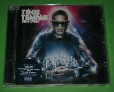 TINIE TEMPAH CD DISC-OVERY EXCL CD-ROM BONUS CONTENT 2010 5099990651328
