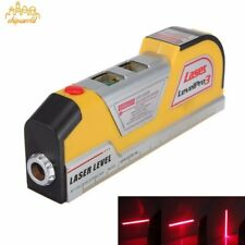 Laser Level Measuring Tape Spirit Level Horizontal Vertical Line Tape Rule
