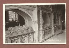 Great Brington Church,  Spencer Tombs  RP  c 1930s ?   (Princess Di )     RK800
