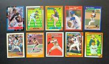 Lot of (20) Nolan Ryan Baseball cards Astros Rangers HOF
