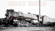 8H685 JUNK NEG/RP 1946 WESTERN RAILWAY OF ALABAMA 2-8-2 LOCO #380 ATLANTA GA
