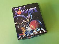 Mighty Bombjack (Bomb Jack) Commodore 64 (C64) Game - Elite / Tecmo