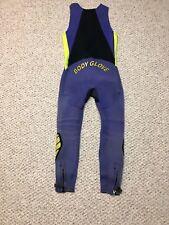 "Body Glove ""Mens"" 2 Piece Wet Suit Zip Up Size Xl"