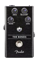 Genuine Fender The Bends Compressor Electric Guitar Effects Stomp-Box Pedal