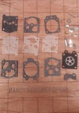 Walbro WA & WT Carburetor Carb Kit OEM K20-WAT Blower Chainsaw Trimmer, Edger