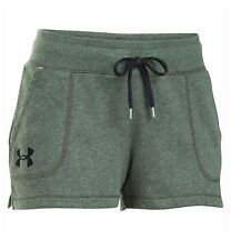 Under Armour Women AllSeasonGear French Terry Shorts (extra small & small)