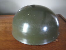 WWII  1942 BMB British Military Motorcycle Dispatch Helmet Size 7 1/2