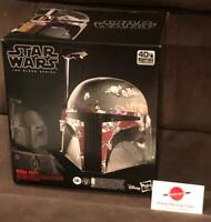 Boba Fett Electronic Helmet Star Wars Black Series NEW Sealed