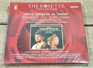 GLUCK - Gluck: Iphegenie En Tauride - 2 CD - **Excellent Condition**