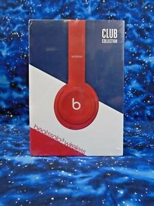 Beats by Dr. Dre Solo3 Wireless Headphones CLUB COLLECTION - Red SEALED