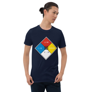 SHINO® FIRE DIAMOND ® LTD EDITION Short-Sleeve Unisex T-Shirt