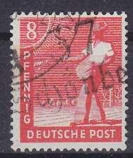 SBZ Bzh 168 VIII Schöneburg Haut Vérifié Ballschmidt BPP , Timbrés