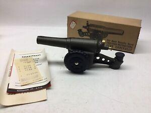 Vintage Big Bang Model 60mm Toy Cannon Conestoga Co.
