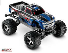 Traxxas 1/10 Stampede 4x4 VXL w/Self-Righting RTR Blue 67086-4