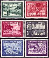 THIRD REICH Mi. #773-778 mint MNH stamp set! CV $72.50