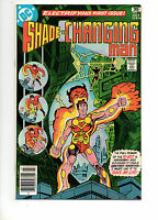 Shade the Changing Man #1 NM+ 9.6 1ST RAC SHADE! DITKO ART 1977! Suicide Squad
