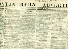 Newspaper General Cos Takes Command Of Texas Canada Patriots Oswego 1838