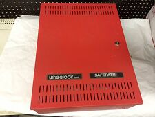 Wheelock SafePath 4 Supervised Audio Power Booster Spb-160 (As-Is, Untested)