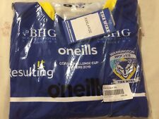 Warrington Wolves 3XL 2019 Challenge Cup Winners New Tagged Shirt Rugby Jersey