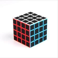 4*4 Magic Cube Super Smooth Fast Speed MoYu Puzzle Classic Black