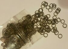 Bronze Jump Rings Open Jump Rings 5 mm Pack of Approx 350