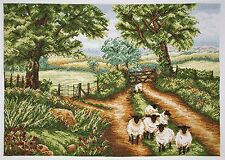 Anchor Cross Stitch Kit - Down The Track PCE948