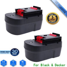2x For Black & Decker 14.4V Battery HPB14 FSB14 FS140BX A144EX Firestorm US