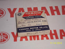GENUINE OE YAMAHA YZ100 1976-81 PISTON RINGS 2W5-11611-20 +0.5mm NOS NEW