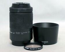 Tamron AF 80-210mm 1:4.5-5.6 Zoom Lens 178D Canon 35mm SLR Film DSLR Digital