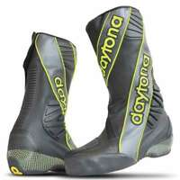 DAYTONA SECURITY EVO MOTORCYCLE MOTORBIKE RACE RACING SPORTS BIKE OUTER BOOTS