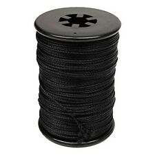 """Bohning Crossbow Serving Thread BCY Black .030"""" Braided Spectra #20270"""