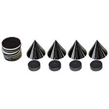 Spikes sub vatios absorbedor juego 4 negro DynaVox