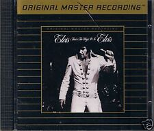 Presley, Elvis That`s the Way it is MFSL Gold CD UI Jap