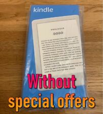 Amazon Kindle (10th Generation-2019) 4GB, Wi-Fi - White, without Special Offers