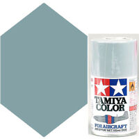 Tamiya AS-26 Light Ghost Gray Lacquer Spray Paint 3 oz