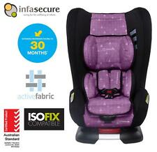 InfaSecure Kompressor 4 Treo Isofix Convertible Kid Baby Car Seat 0 Years PP