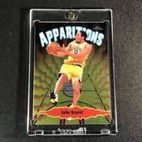 KOBE BRYANT 1998 TOPPS CHROME #A1 APPARITIONS INSERT CARD LAKERS NBA BLACK MAMBA