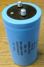 UNUSED NOS Aero CGS202T450X5L4PH Capacitor 2000MFD 450VDC Type CGS