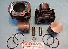 FIAT 500 F/L/R E 126 KIT MOTORE 650cc CILINDRI + PISTONI 77 ALTA QUALITA ITALIA