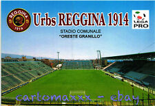 Reggio Calabria - Reggina Calcio - Stadio Campo Sportivo - Non Viaggiata - SC372
